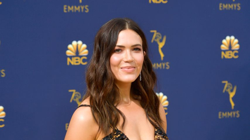 Mandy Moore bei den Emmy Awards 2018