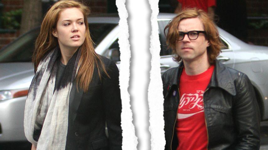Aus und vorbei! Mandy Moore und Ryan Adams sind geschieden