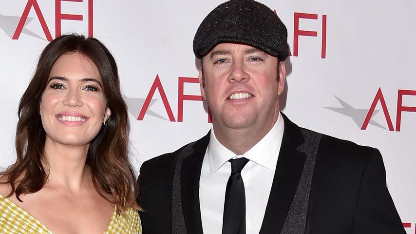 Mandy Moore und Chris Sullivan