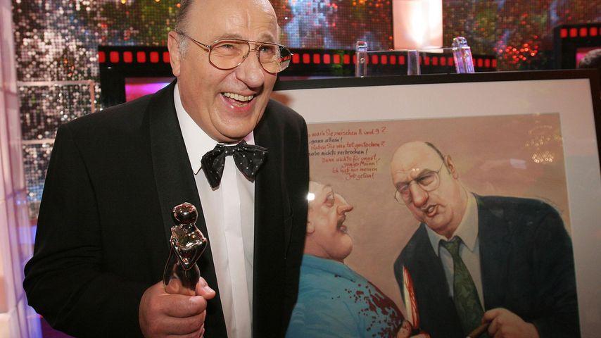 Manfred Krug bei einer Preisverleihung in Wien 2006
