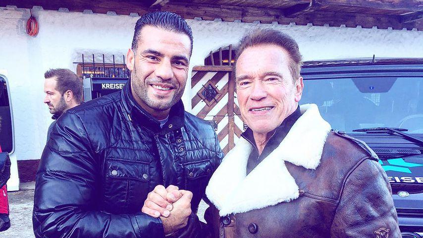 Trost vom Terminator: Boxer Manuel Charrs Ehe-Pläne geplatzt