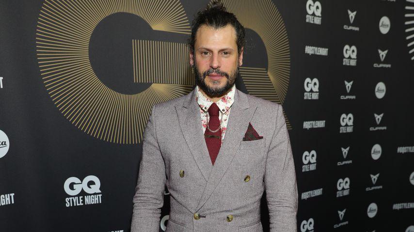 Manuel Cortez bei der GQ Style Night