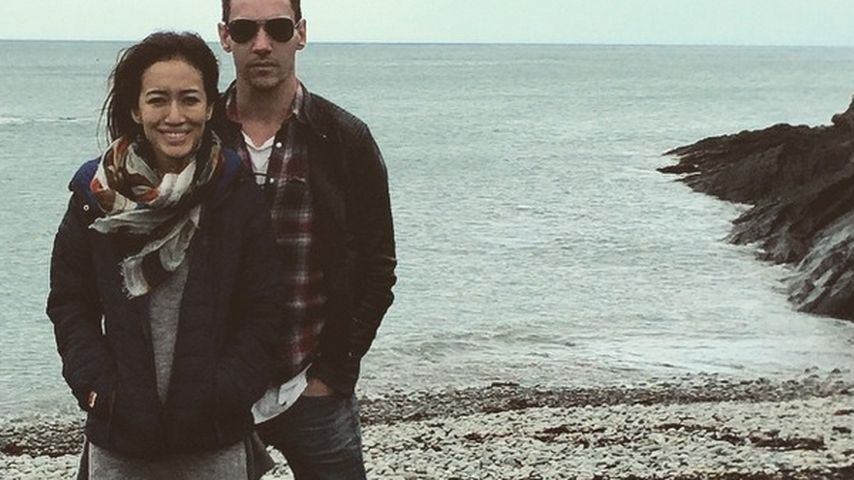 Mara Lane & Jonathan Rhys Meyers in Irland
