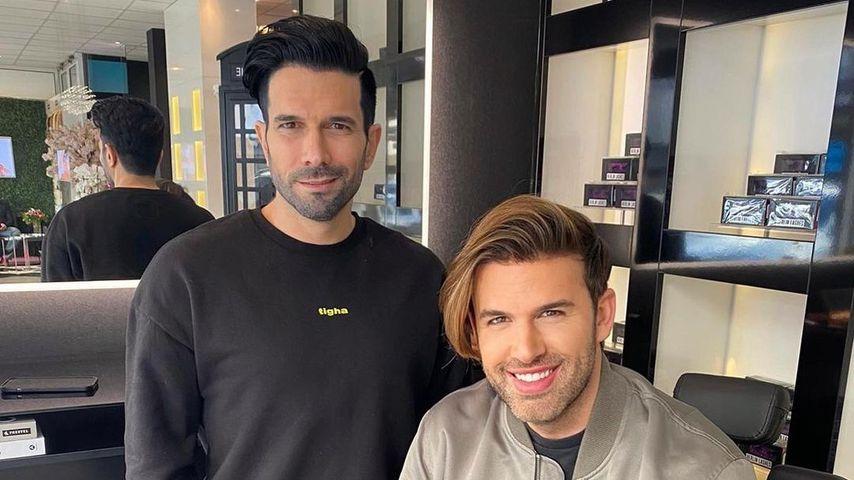 Team 5ünf: So heißt Marc Terenzi und Jay Khans neue Boyband