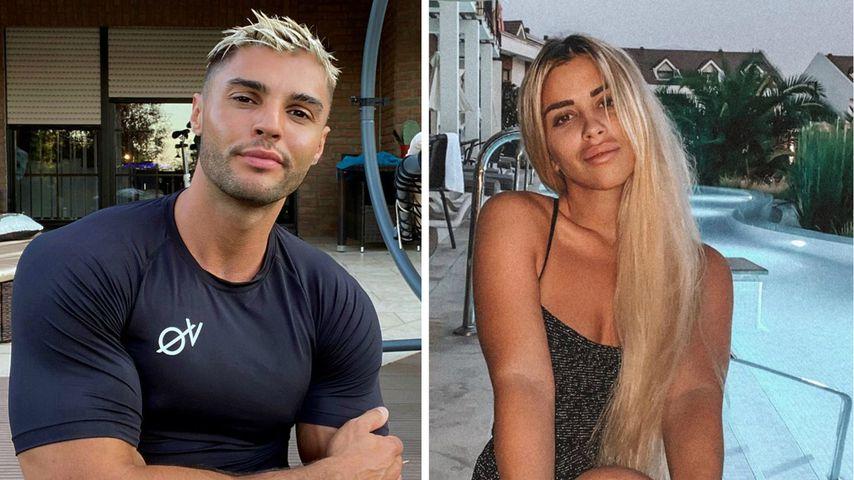 Marcellino und Dijana ein Paar: Seit wann läuft da etwas?