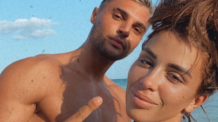 """Haben Marcellino und Dijana Kontakt zu """"Love Island""""-Flirts?"""