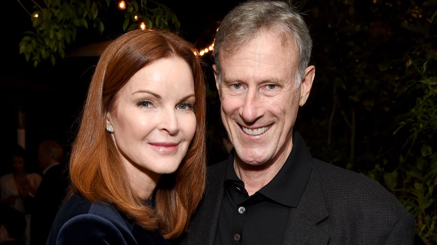 Marcia Cross und Tom Mahoney in Los Angeles