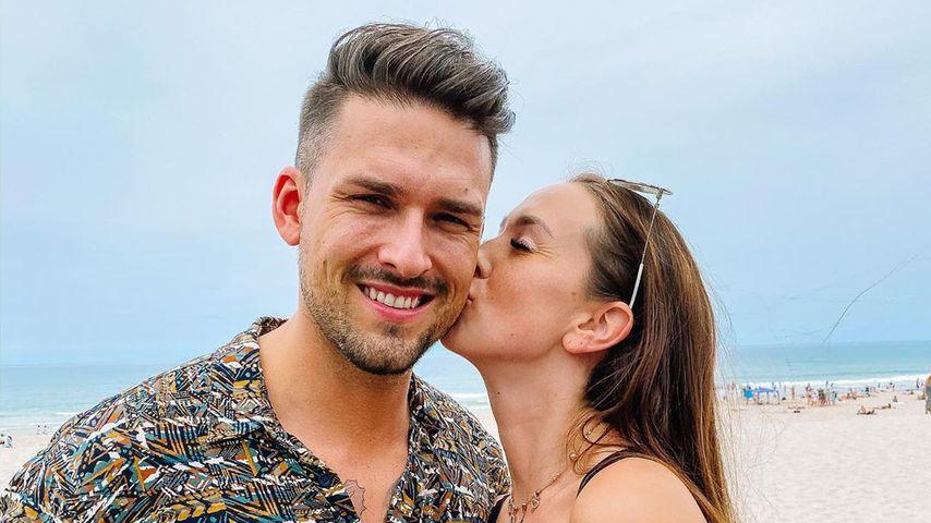 Marco Cerullo und Christina Graß in Brisbane, Australien