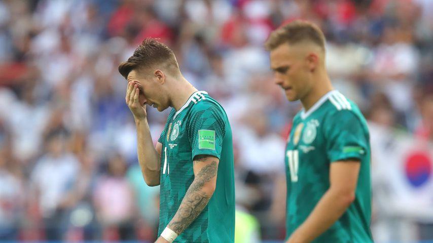 Marco Reus nach dem WM-Spiel gegen Südkorea