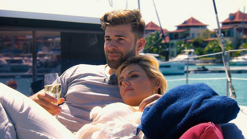Marco Schmidt und Gerda Lewis bei ihrem Dreamdate