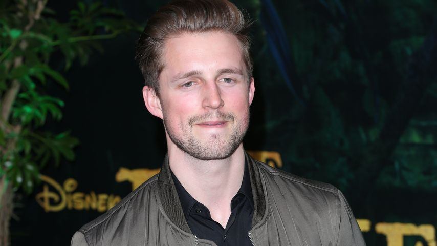 "Marcus Butler bei der Premiere von ""The Jungle Book"""