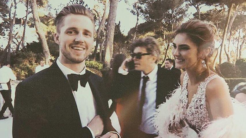 Marcus Butler und Stefanie Giesinger in Cannes