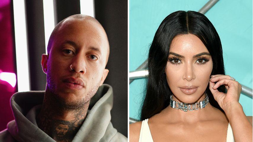 Autounfall ihres Fotografen: Kim Kardashian total bestürzt