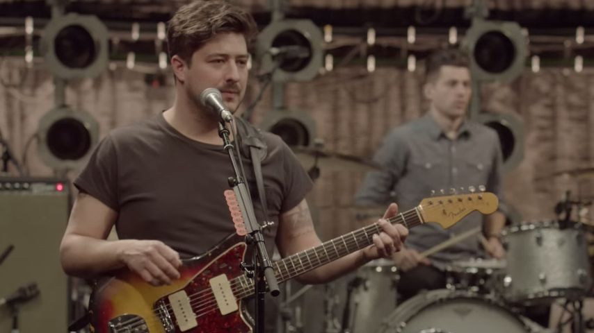 Musik-Teaser! Mumford & Sons grüßen vom Proben