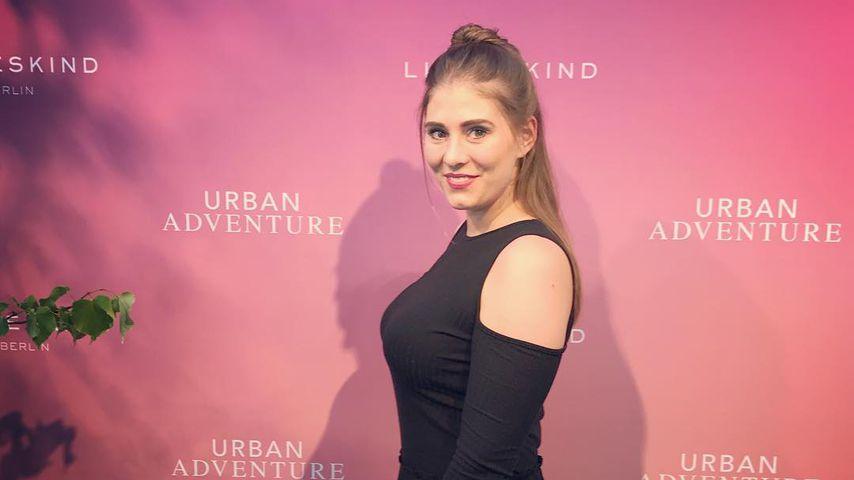 "Mareike Wysocki, bekannt aus ""Curvy Supermodel"""