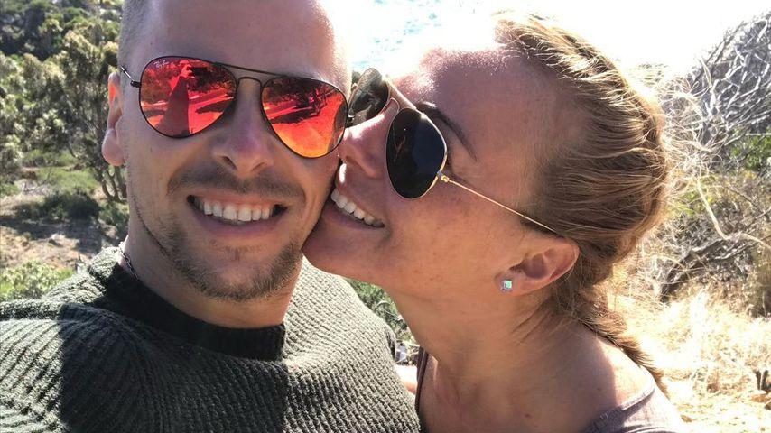 Mareike Spaleck mit ihrem Noch-Ehemann Siggi