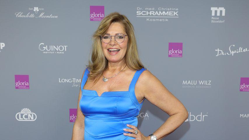 Maren Gilzer beim Deutschen Kosmetikpreis 2019