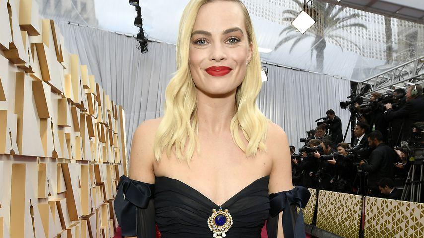 Margot Robbie bei den Oscars in Hollywood im Februar 2020
