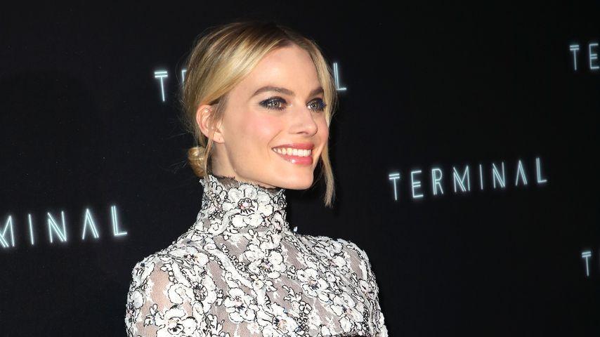 Schon im dritten Monat: Ist Margot Robbie schwanger?