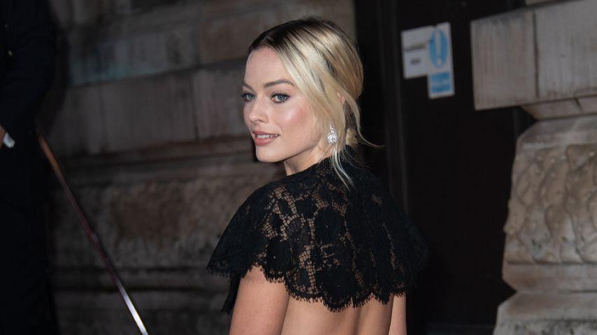 Margot Robbie im Februar 2020 in London