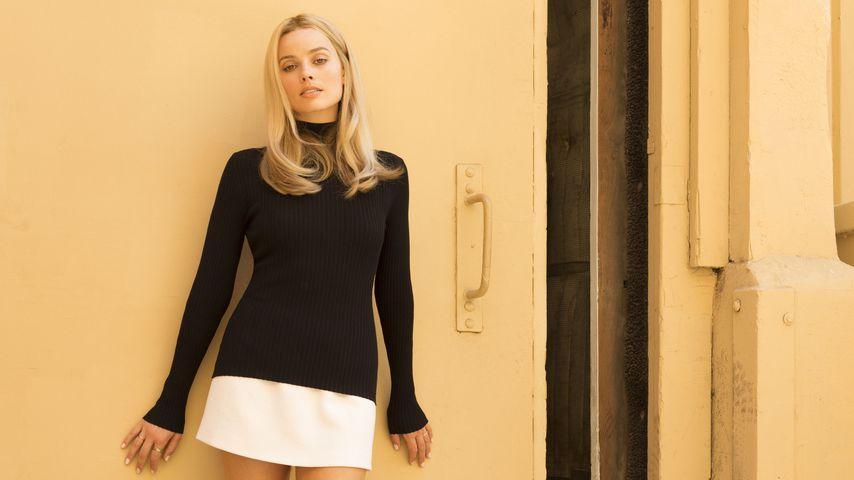 So hat Margot Robbie sich auf Sharon-Tate-Rolle vorbereitet