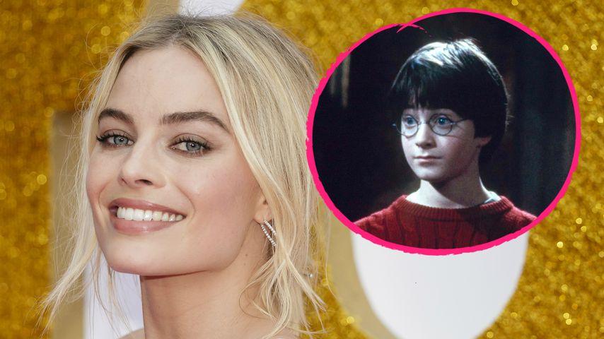 Kurioser Gag: Harry-Potter-Stripper bei Margot Robbies JGA