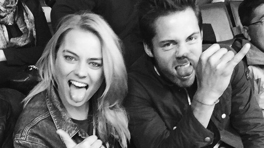Kurz nach Hochzeit: Welpen-Nachwuchs bei Margot Robbie!
