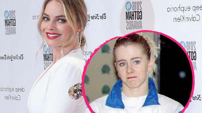 Mega Wandlung! Margot Robbie ungeschminkt & mit Speckrolle