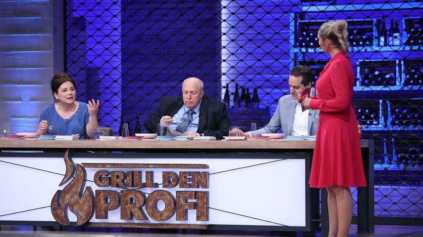 """Schock im TV-Studio: Zuschauer stirbt bei """"Grill den Profi"""""""