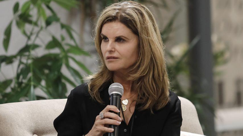 Maria Shriver im Januar 2019
