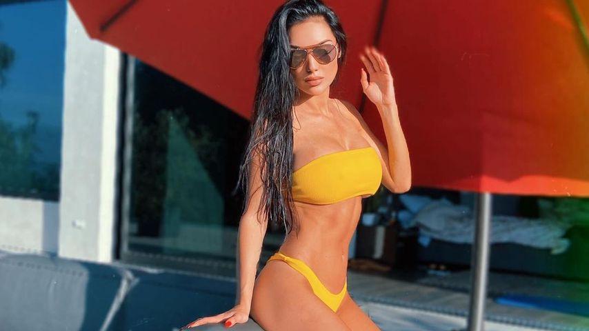 Maria Yotta in Beverly Hills im Mai 2020
