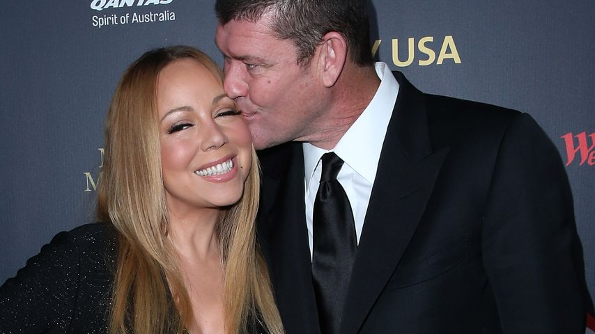 Mariah Carey und Milliardär James Packer
