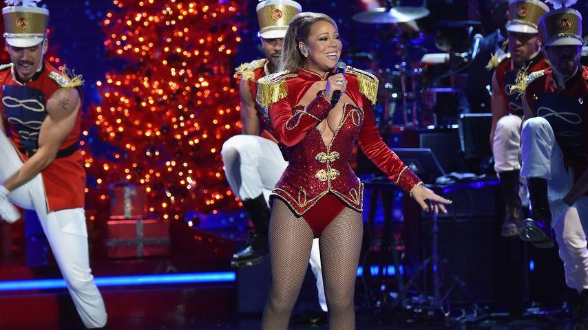Mariah Carey beim VH1 Divas Holiday 2016