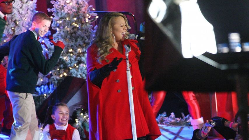 Mariah Carey: Wird ihr Kind Cleophis heißen?