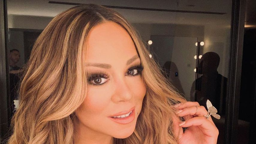 Mariah Carey, November 2019