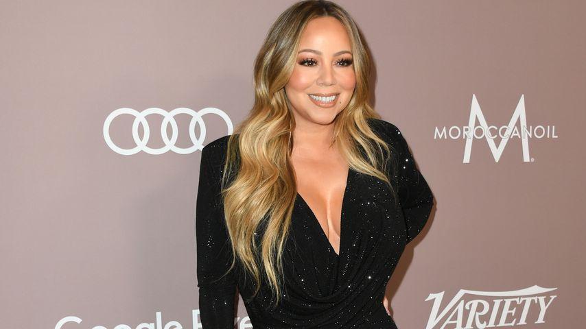 Die Musikerin Mariah Carey