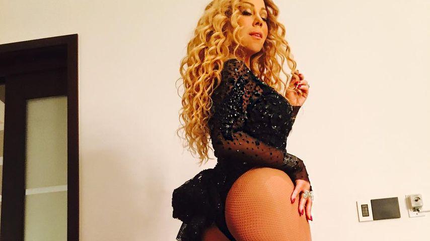 Popo-Pic statt Hilfe für die Schwester: Ist Mariah herzlos?