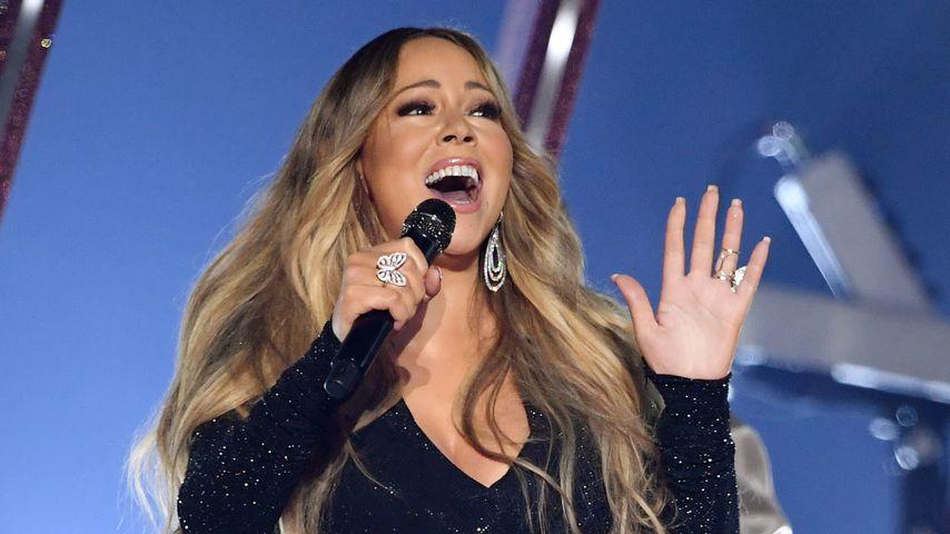 Mariah Carey bei den Billboard Music Awards 2019