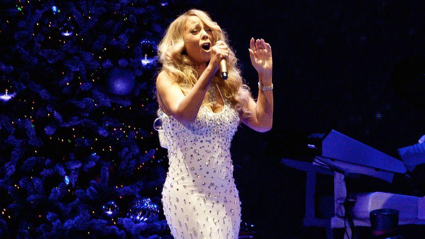 Wow! Mariah Carey: Große Kohle bei Weihnachts-Auftritten