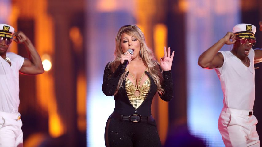 Mariah Carey bei VH1 Hip Hop Honors