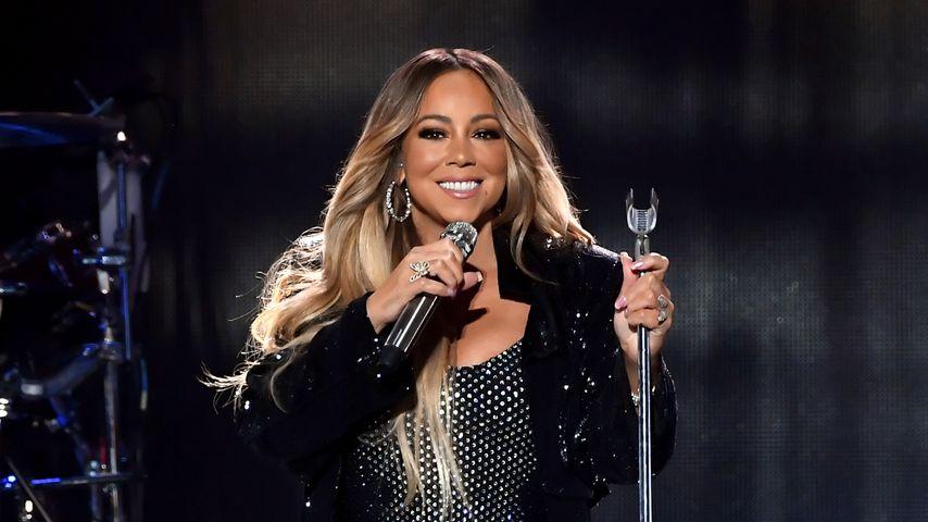 Mariah Carey im September 2018