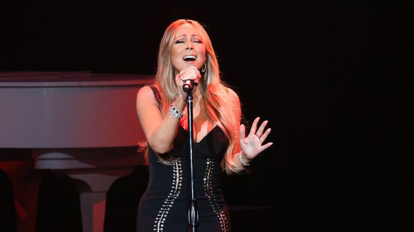 Nach Riesen-Fail: Mariah Carey tritt wieder zu Silvester auf