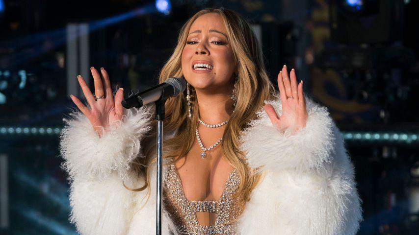 Mariah Carey im Dezember 2017