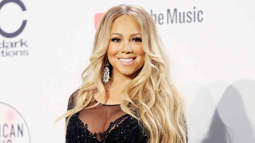 Mariah Carey bei den American Music Awards 2018