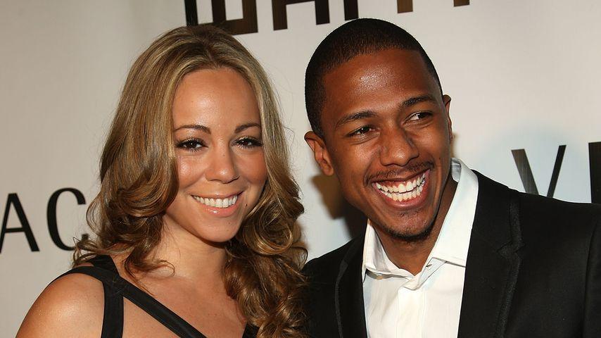 Was?! Mariah Carey & Nick Cannon sollen wieder ein Paar sein
