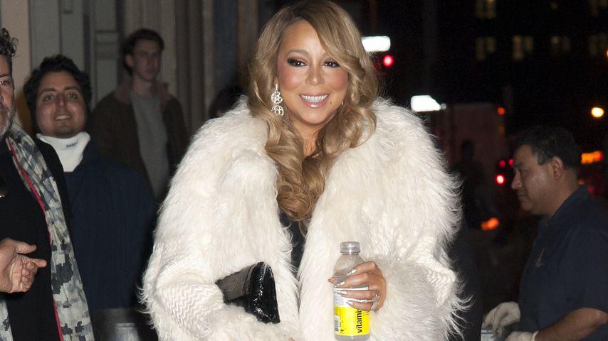3. Ehe: X-Mas-Verlobung bei Mariah Carey und James Packer?