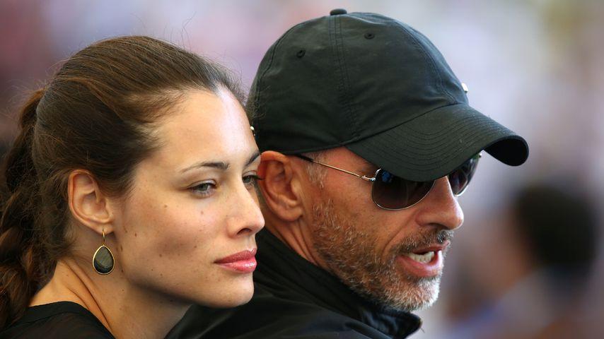 Marica Pellegrinelli und Eros Ramazzotti