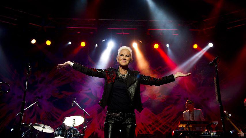 Traurig: Roxette-Sängerin Marie Fredriksson mit 61 gestorben
