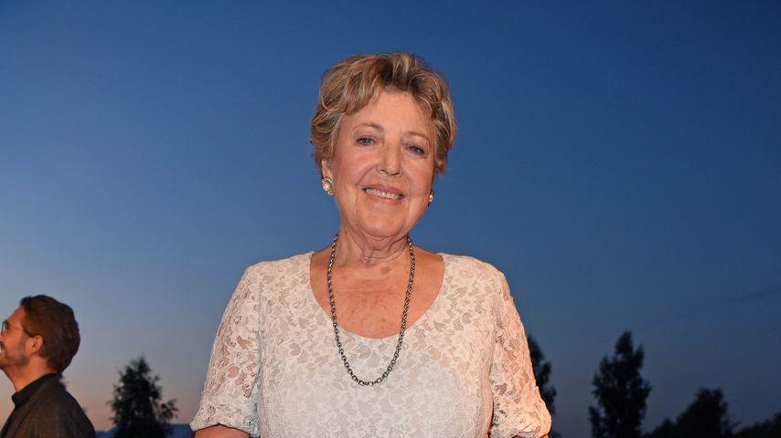 Marie-Luise Marjan auf der Chio Aachen Media Night