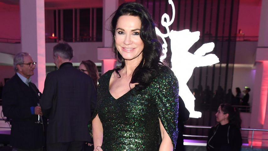 Mariella Ahrens auf der Berlinale, 2020